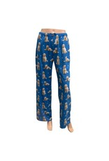 E and S GOLDENDOODLE PAJAMA BOTTOMS