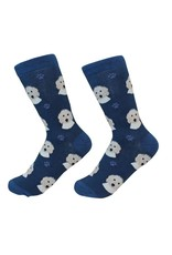 E and S GOLDENDOODLE SOCKS