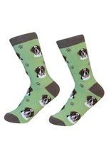 E and S SAINT BERNARD SOCKS