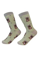E and S GERMAN SHEPHARD SOCKS