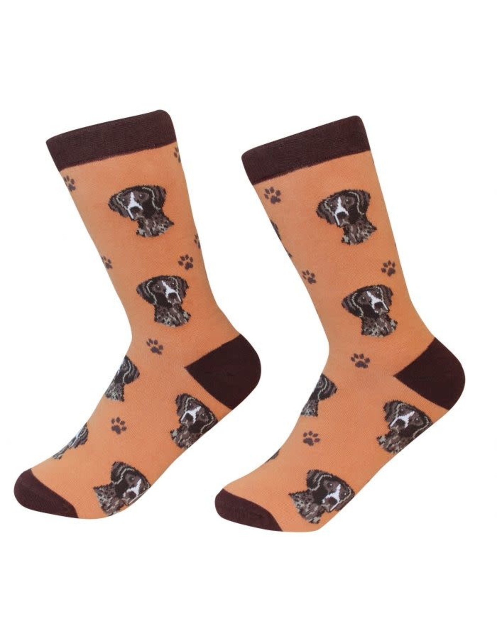 E and S GERMAN SHORTHAIRED POINTER SOCKS