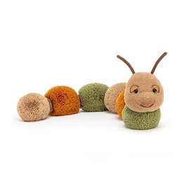 JellyCat FIGGY CATERPILLAR STUFFED ANIMAL