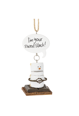 Ganz SWEET STACK SMORE ORNAMENT