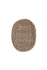 Creative Coop SEAGRASS OVAL PLACEMAT