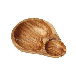 Naturally Med OLIVE WOOD OLIVE DISH