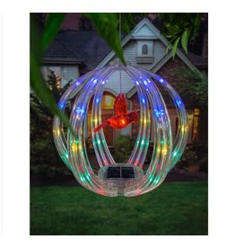 Evergreen CHASING MULTICOLOR LIGHT SOLAR SPHERE