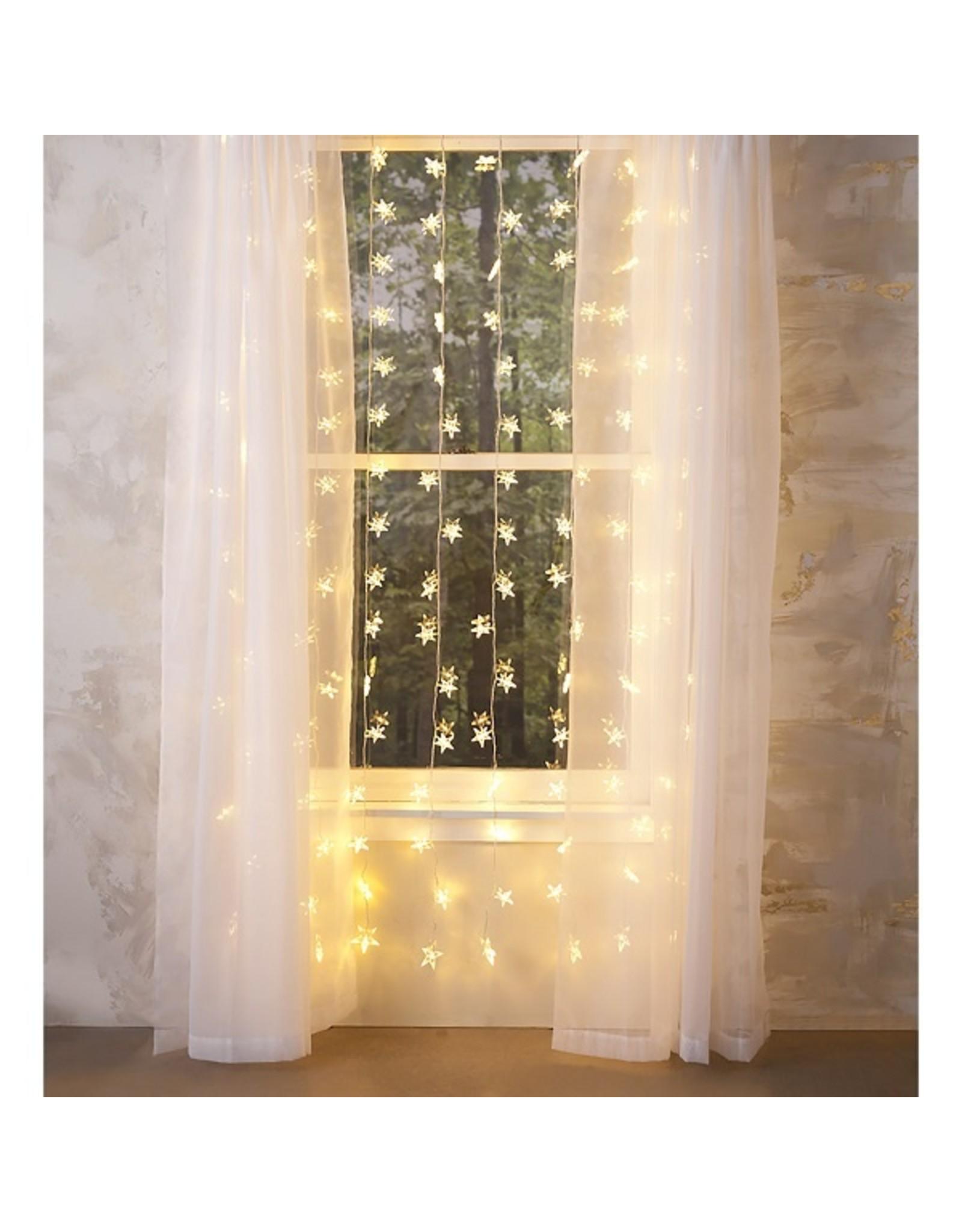 Evergreen STAR CURTAIN LIGHTS