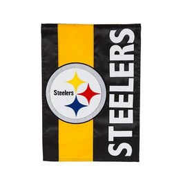Evergreen STEELERS FLAG