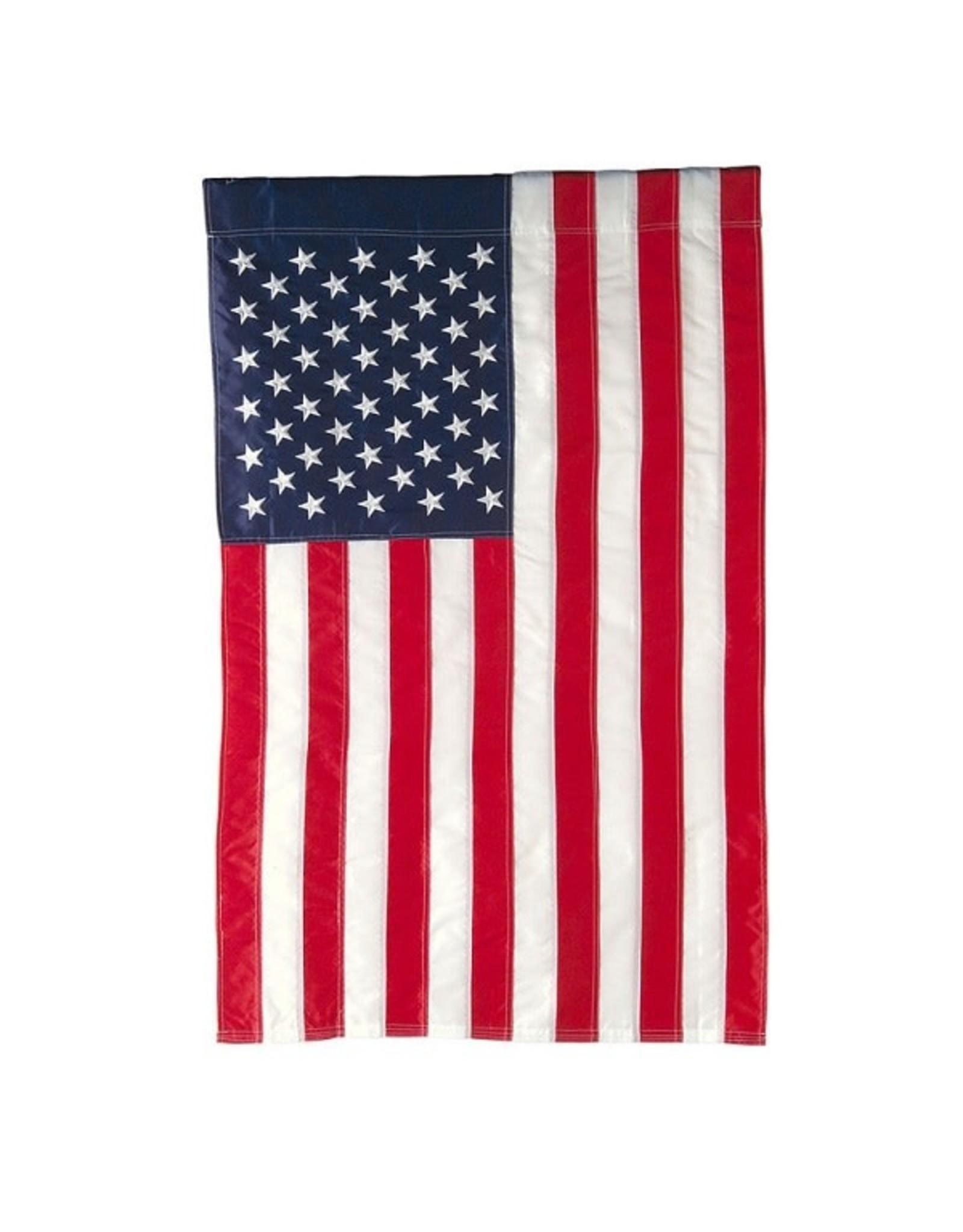Evergreen AMERICAN FLAG