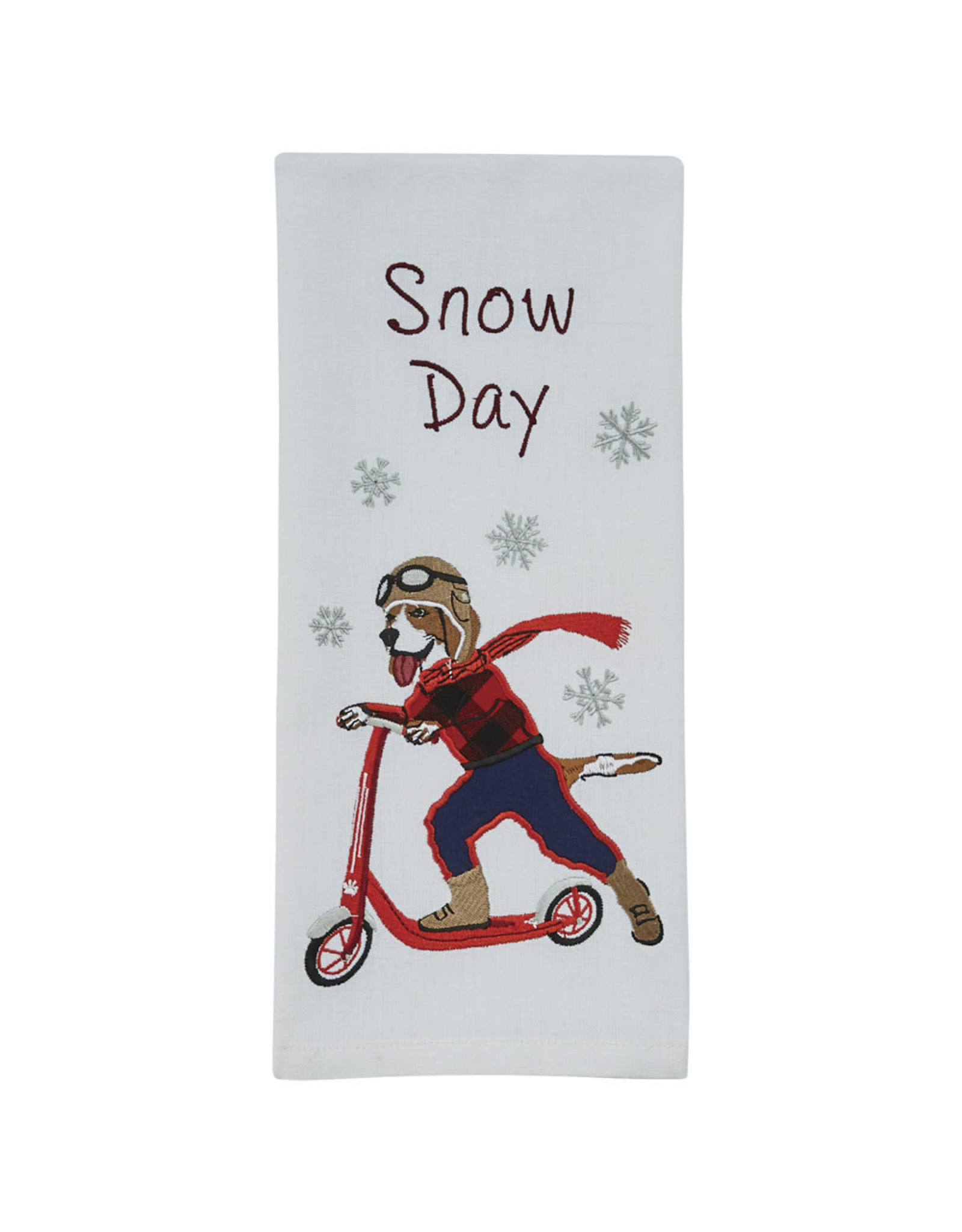 Park Designs SNOW DAY KITCHEN TOWEL