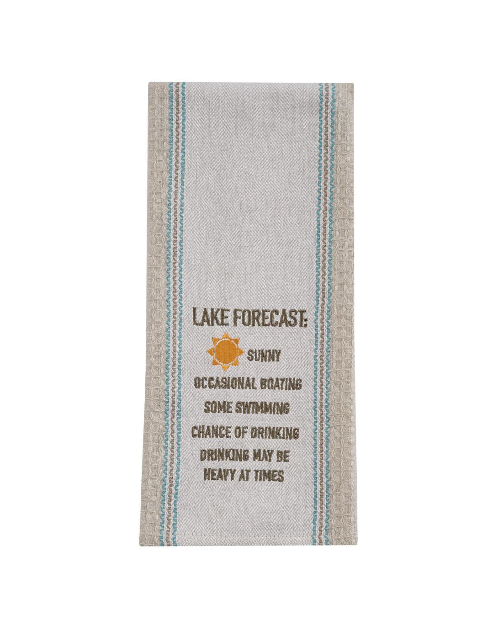 Park Designs LAKE FORECAST KITCHEN TOWEL
