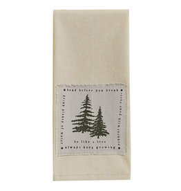 Park Designs BE LIKE A TREE KITCHEN TOWEL