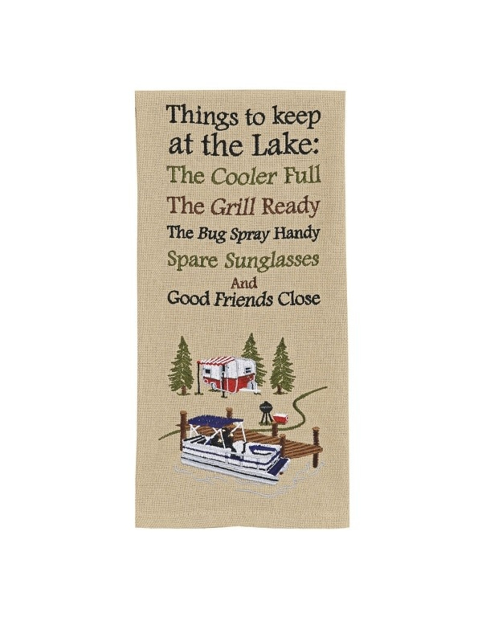 Park Designs THINGS TO HAVE AT LAKE KITCHEN TOWEL