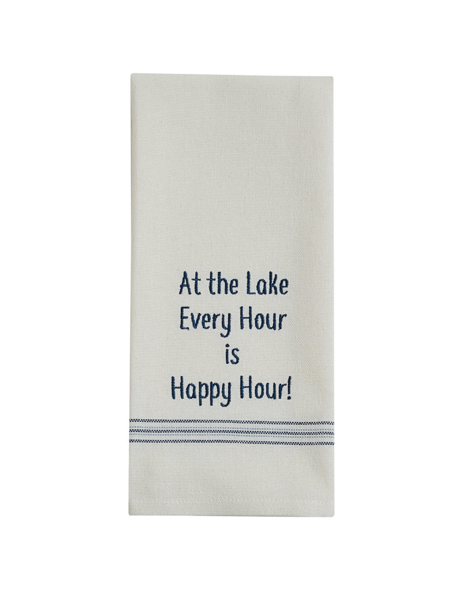 Park Designs AT THE LAKE  KITCHEN TOWEL