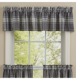 Park Designs GRAY AREA VALANCE