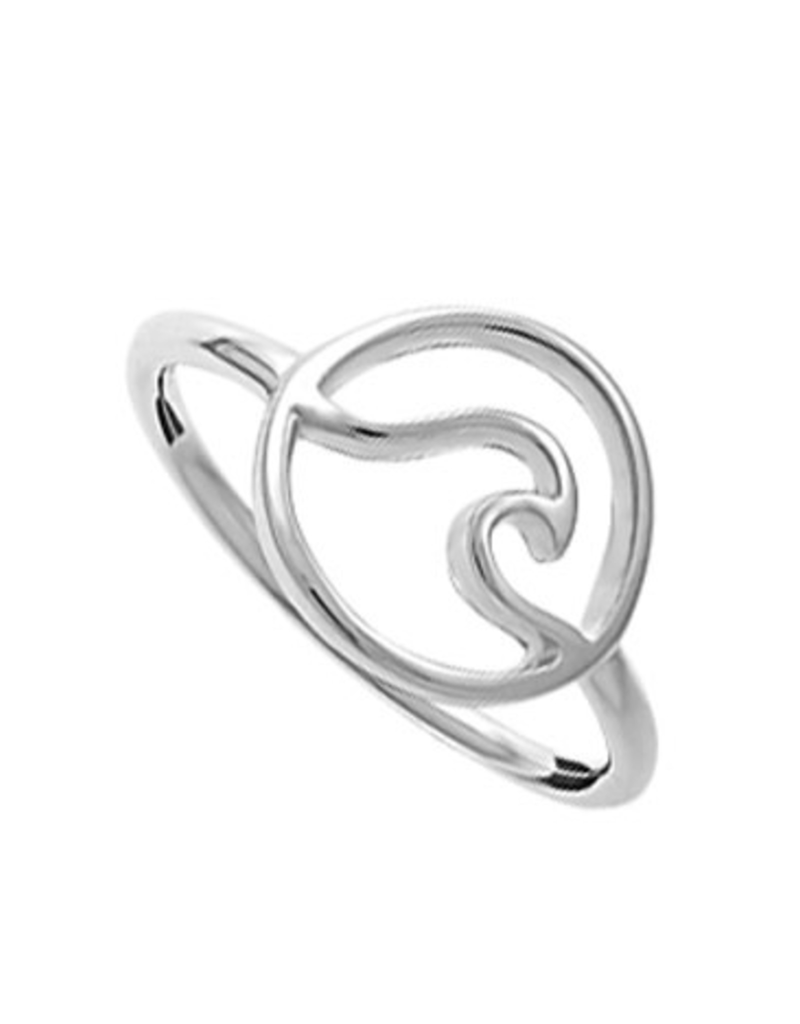 Boma WAVE RING SILVER