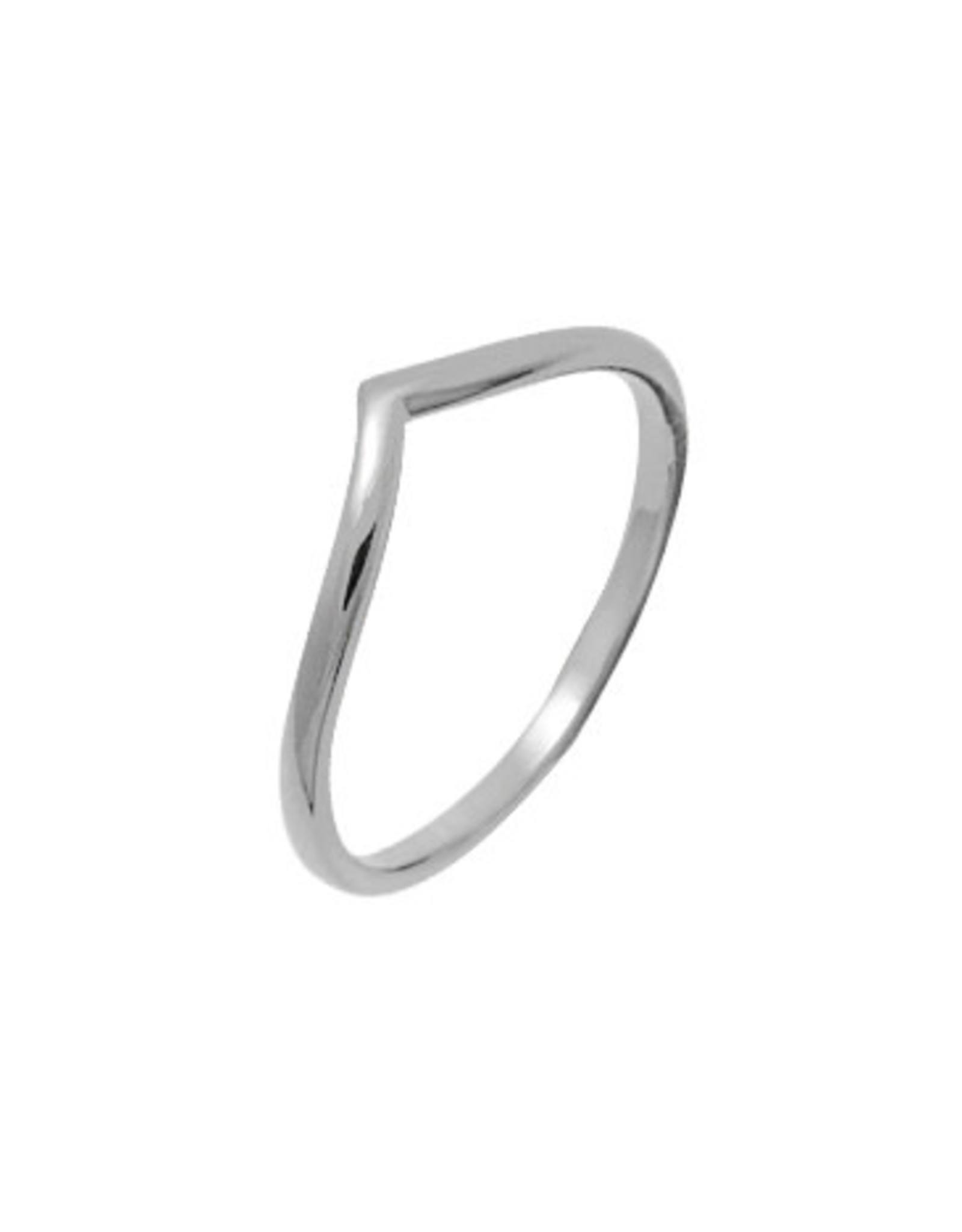 Boma POINT RING SILVER