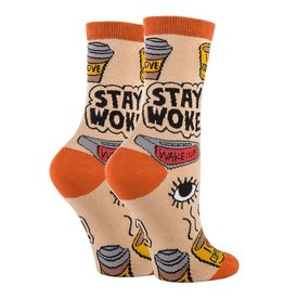 JY Socks WAKE ME UP SOCKS