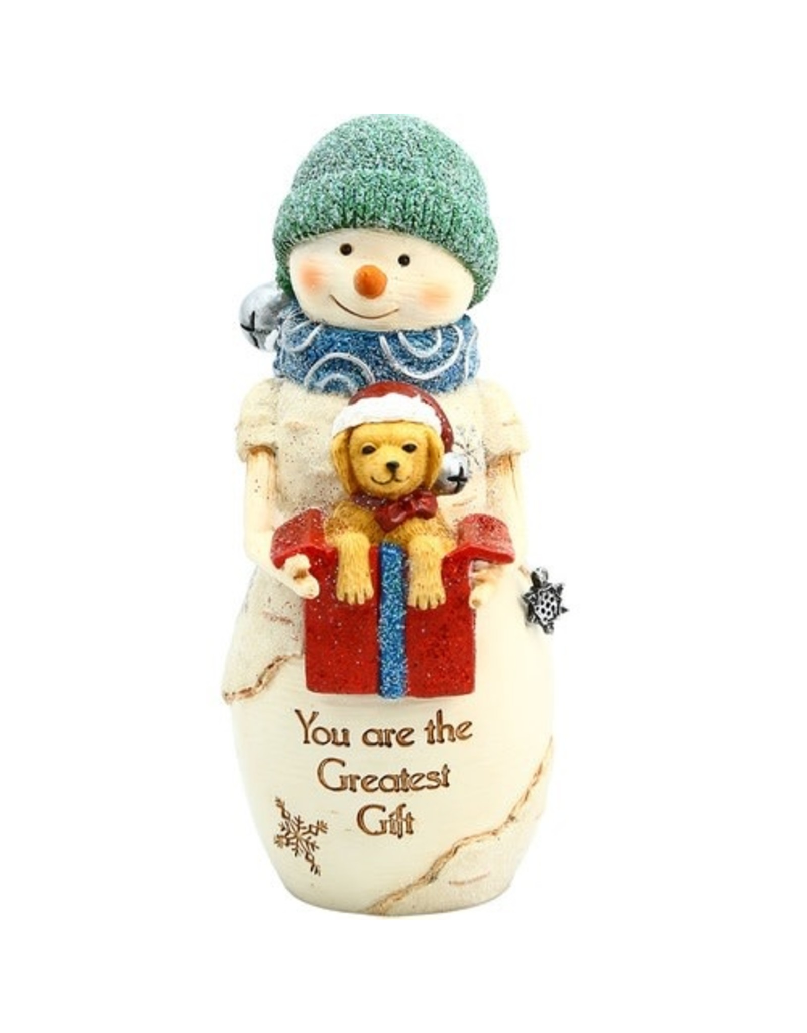 Pavilion Gift GREATEST GIFT SNOWMAN