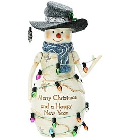 Pavilion Gift NEW YEAR SNOWMAN