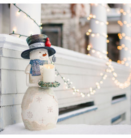 Pavilion Gift SNOWMAN WARM GREETINGS