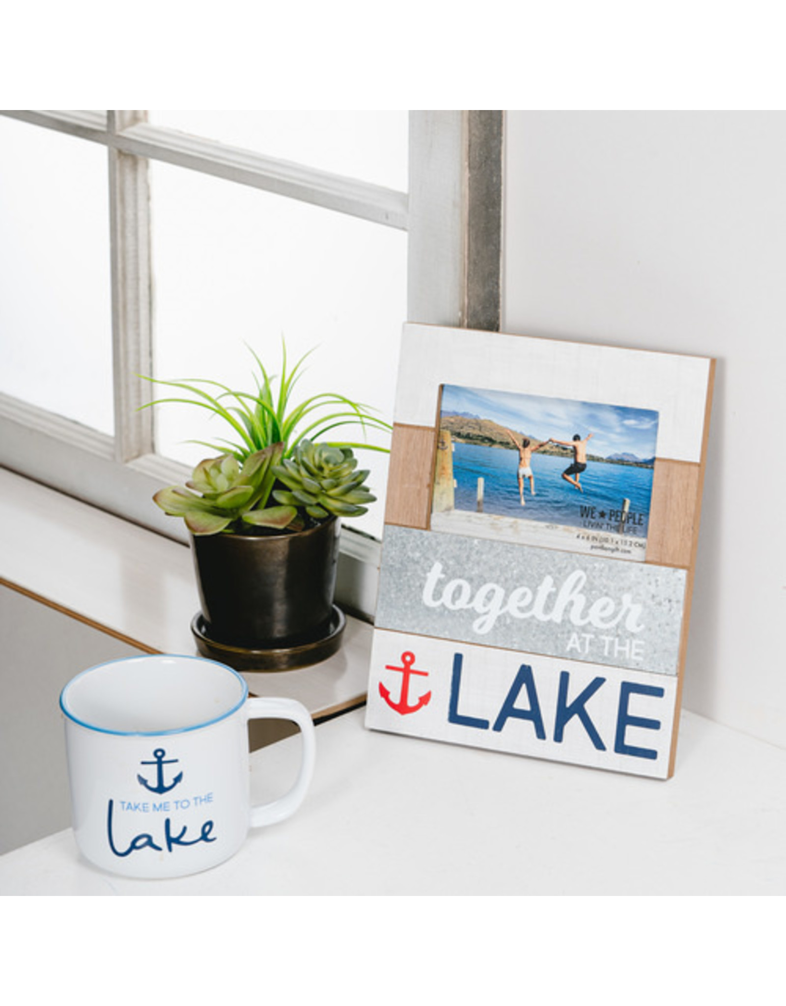 Pavilion Gift LAKE FRAME