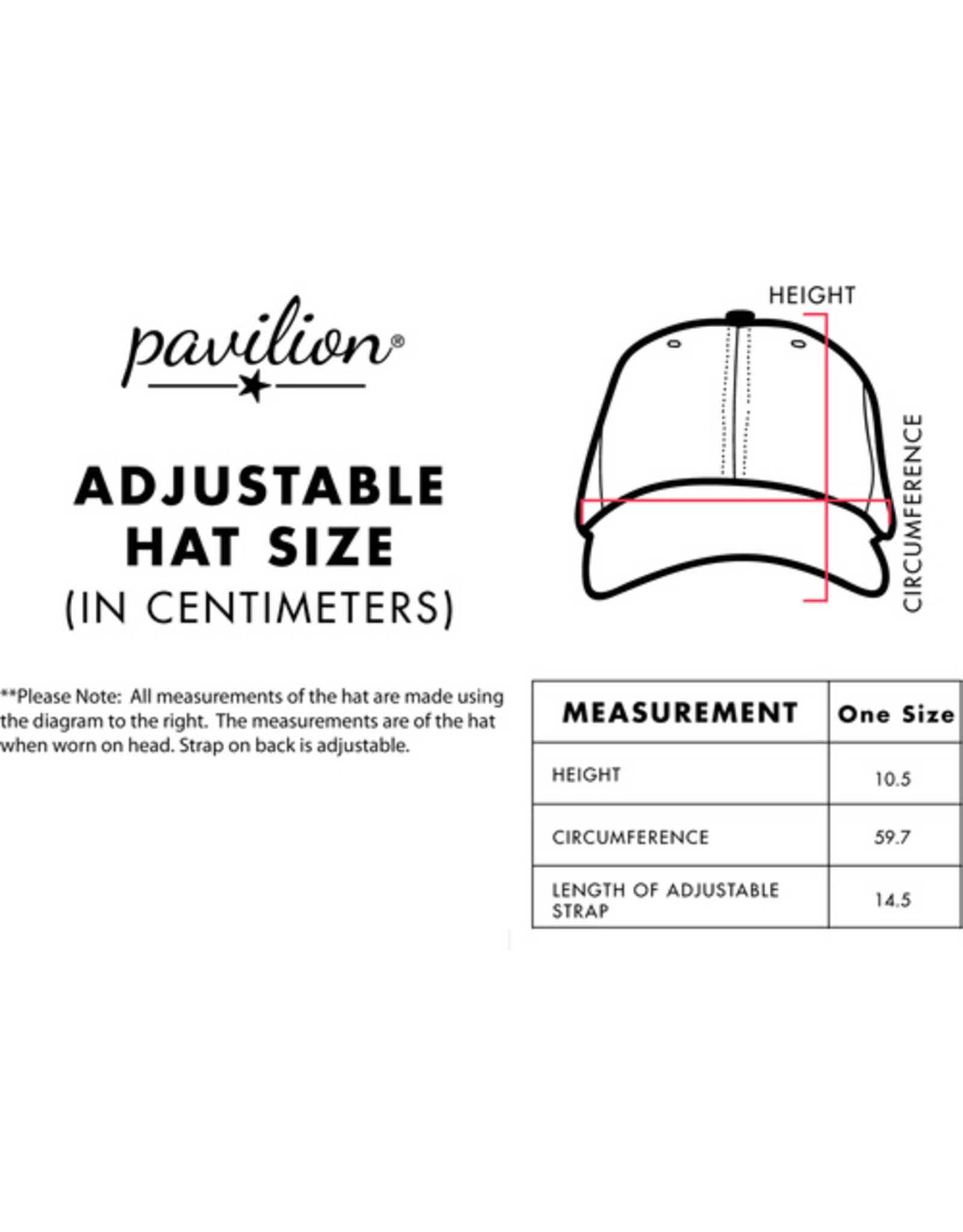 Pavilion Gift WEED PEOPLE HAT