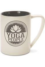 Pavilion Gift YOGA PEOPLE MUG