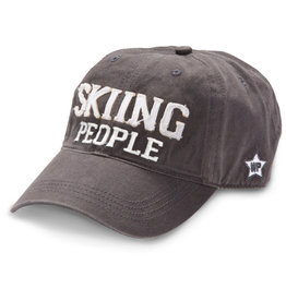 Pavilion Gift SKIING PEOPLE HAT