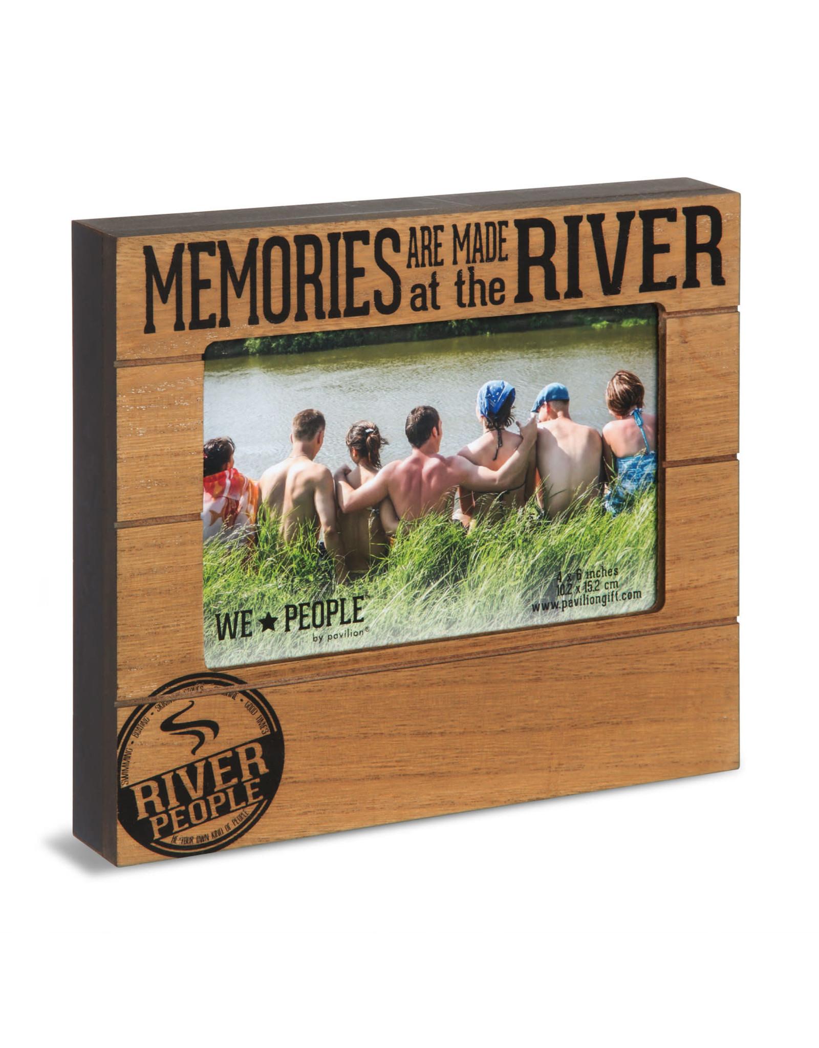 Pavilion Gift RIVER MEMORIES FRAME