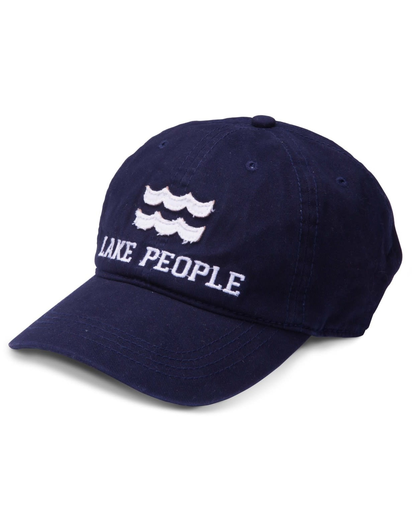 Pavilion Gift LAKE PEOPLE NAVY HAT