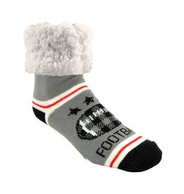 Pudus GREY FOOTBALL SOCKS