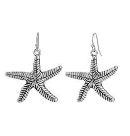 TGB / Good Bead BEACH STARFISH EARRINGS