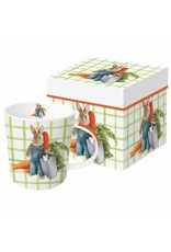 Paper Products Designs PETE'S GARDEN MUG IN A GIFT BOX