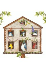 Paper Products Designs HOUSE PARTY LUNCH NAPKIN