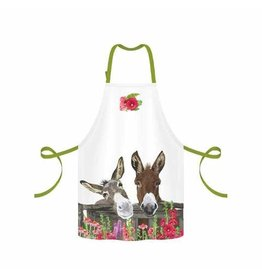 Paper Products Designs PEANUT BUTTER & JELLY APRON