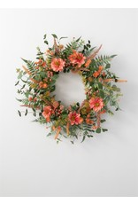 Sullivans DAHLIA BERRY WREATH
