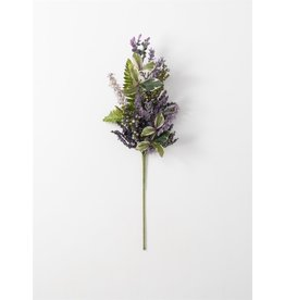 Sullivans LAVENDER SPRAY PICK