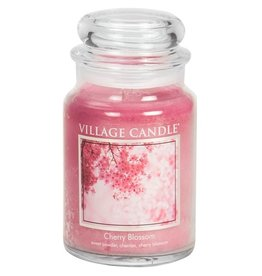 Village Candle CHERRY BLOSSOM JAR CANDLE
