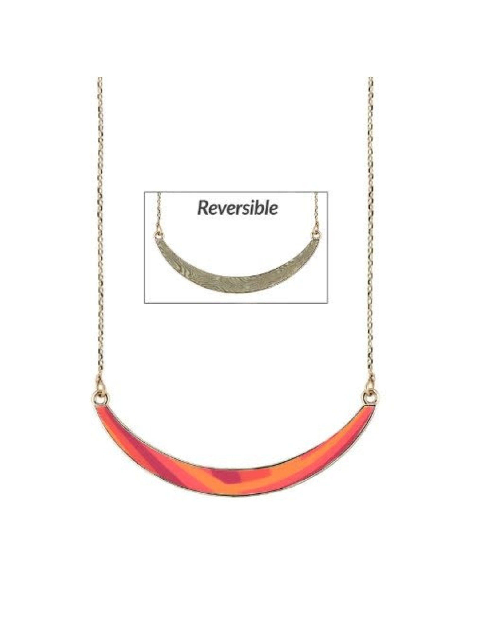 Jilzarah CURVE NECKLACE