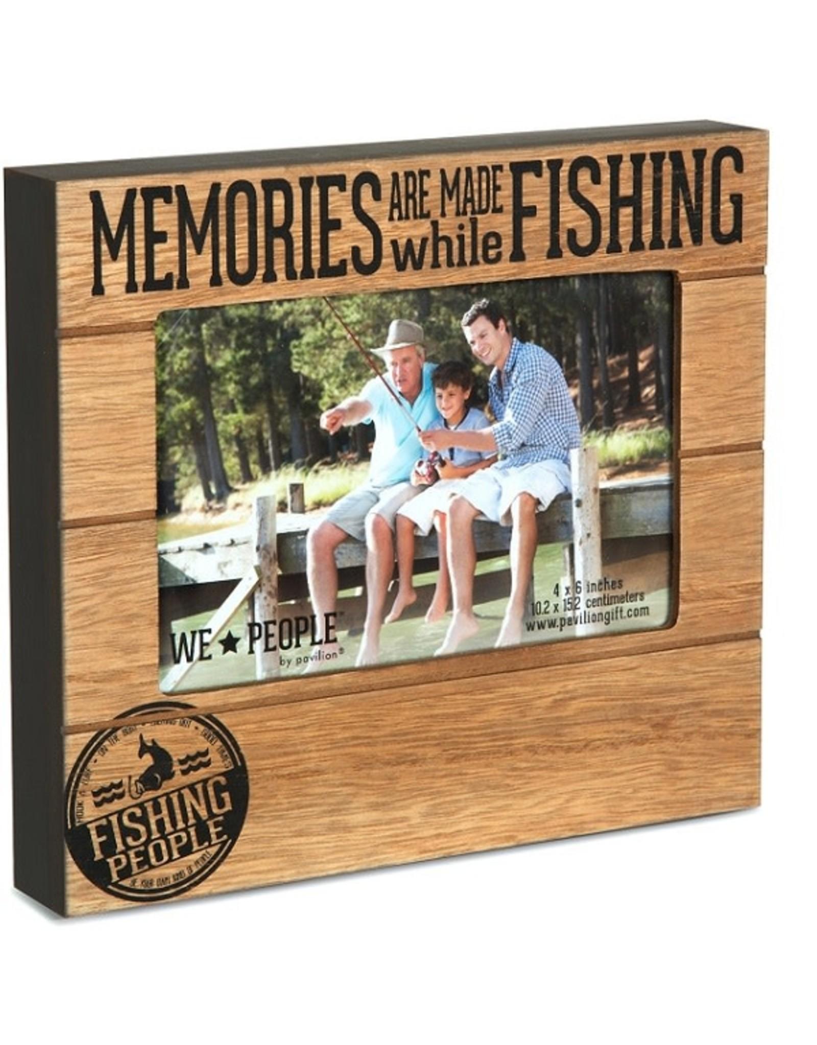 Pavilion Gift FISHING PEOPLE FRAME
