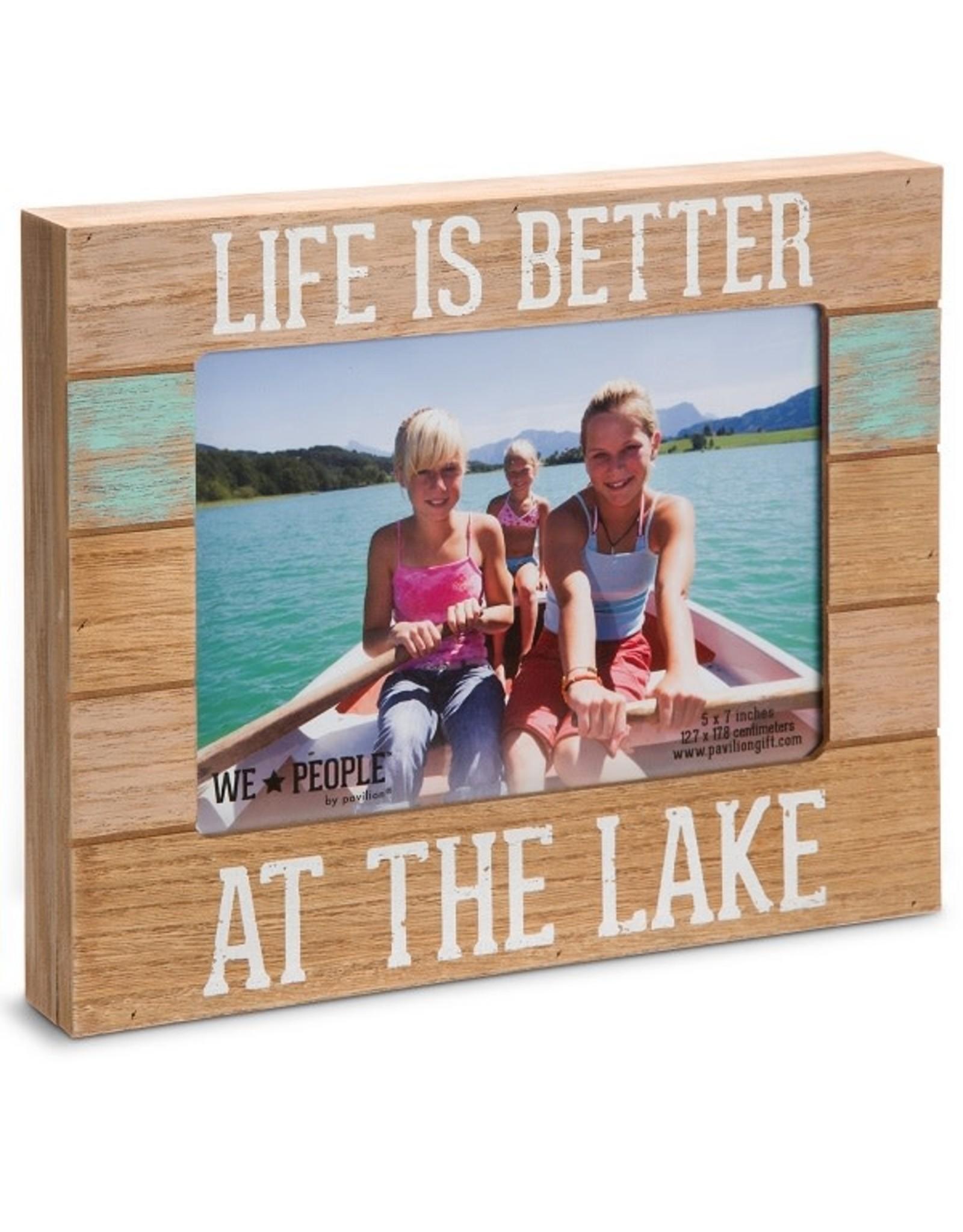 Pavilion Gift AT THE LAKE FRAME