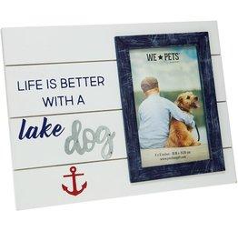Pavilion Gift LAKE DOG FRAME