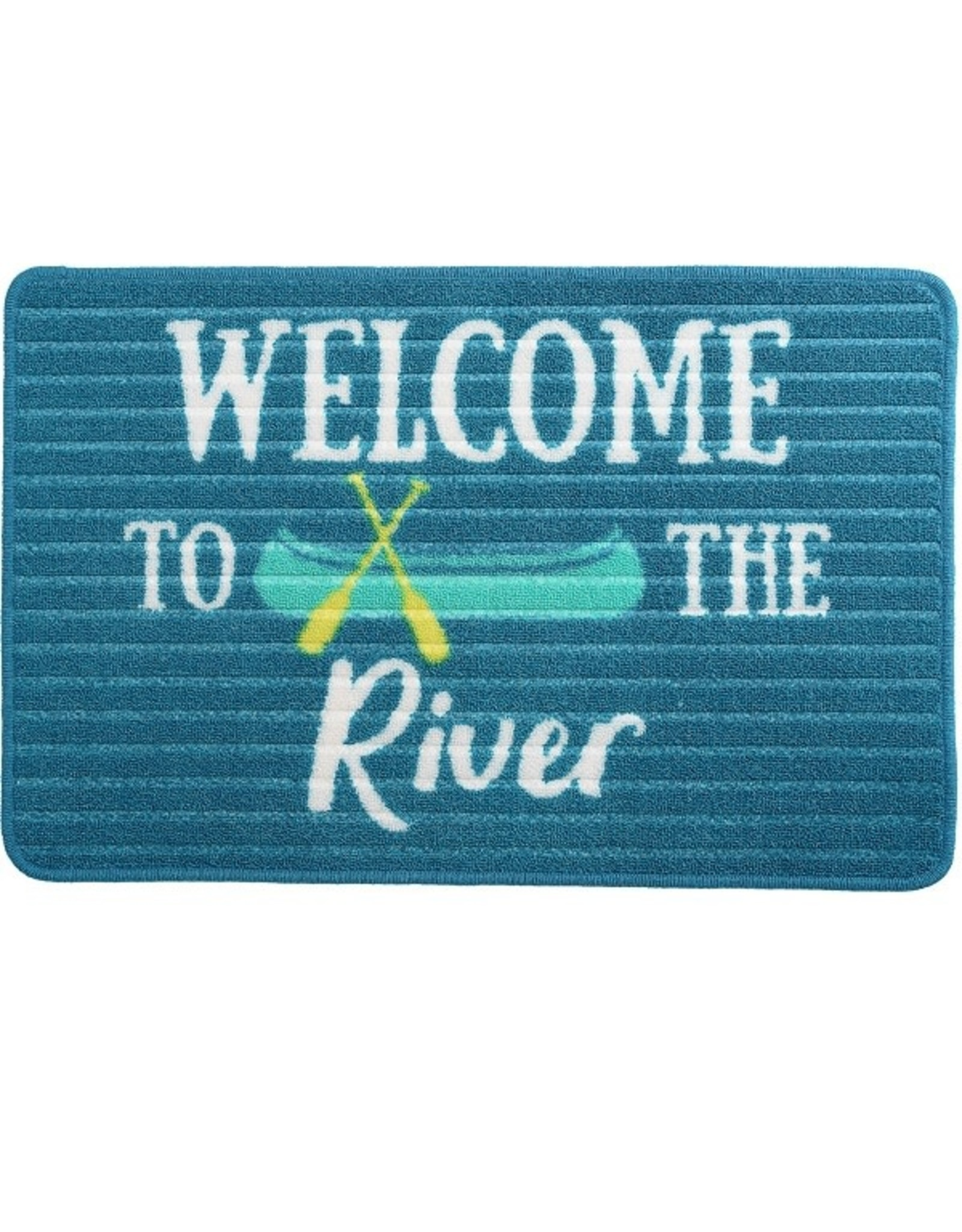 Pavilion Gift Copy of WELCOME TO OUR CAMP FLOOR MAT