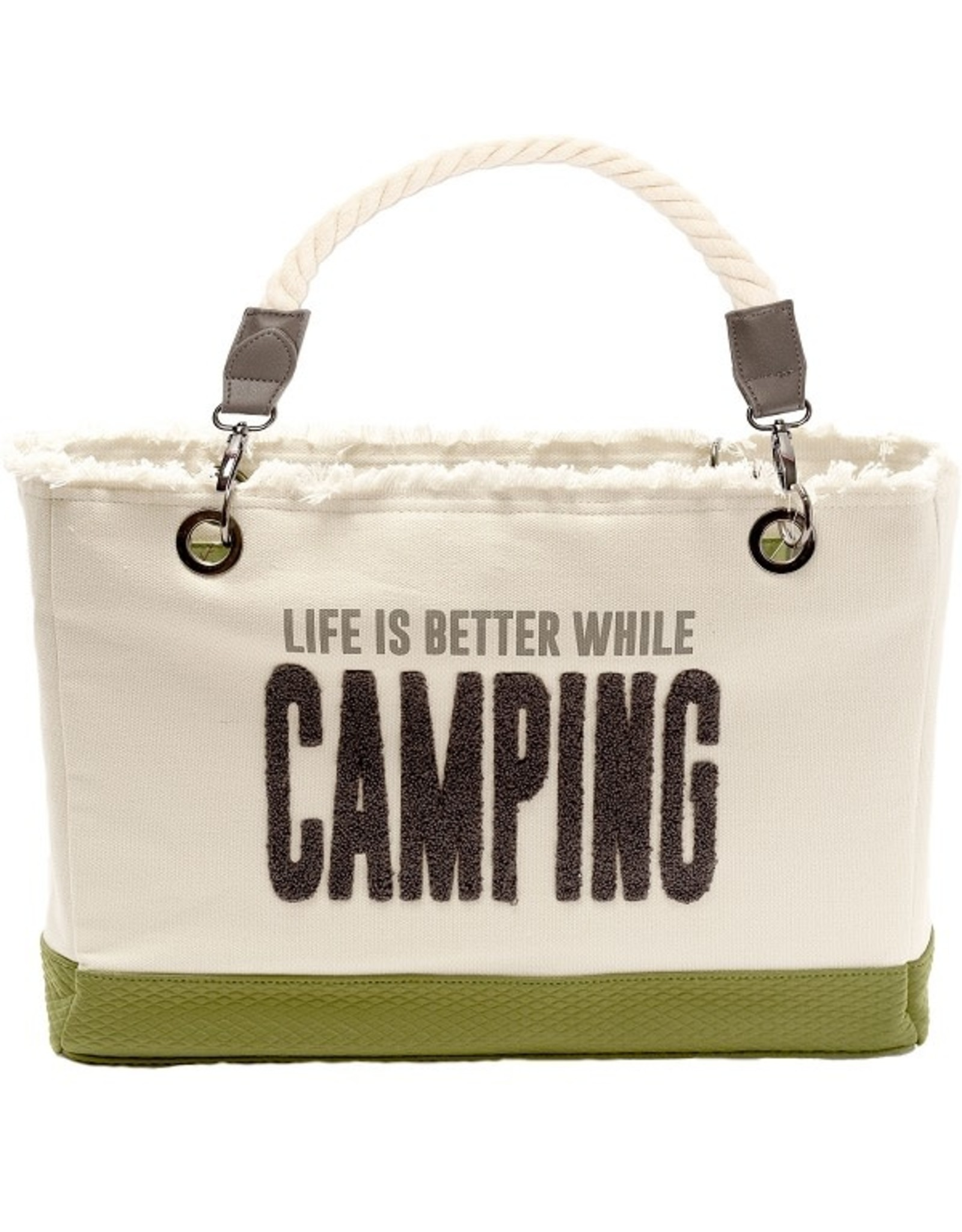 Pavilion Gift CAMPING CANVAS TOTE