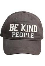 Pavilion Gift BE KIND PEOPLE GRAY HAT
