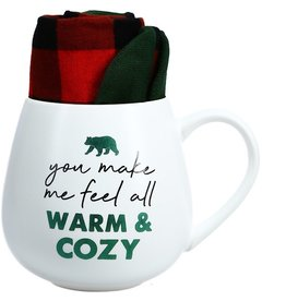 Pavilion Gift WARM COZY MUG AND SOCK SET