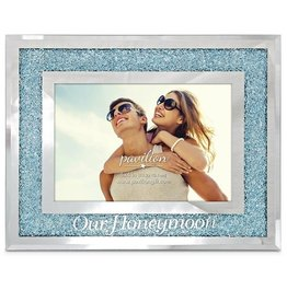 Pavilion Gift OUR HONEYMOON FRAME