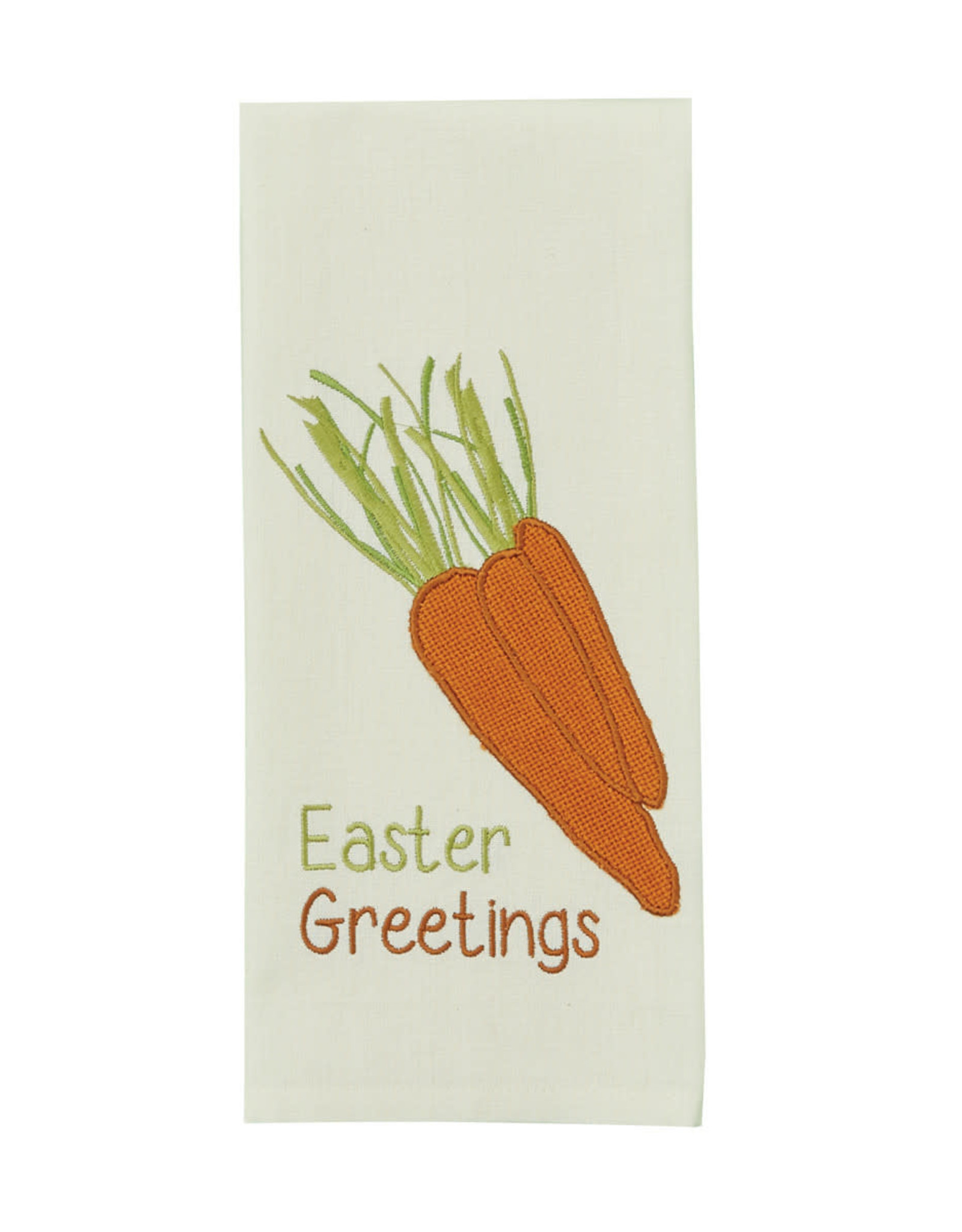 Park Designs EASTER GREETINGS DISHTOWEL