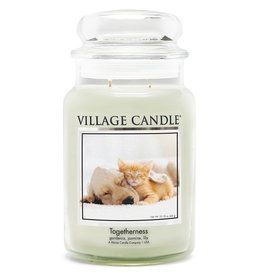 Stonewall Kitchen TOGETHERNESS LARGE JAR CANDLE
